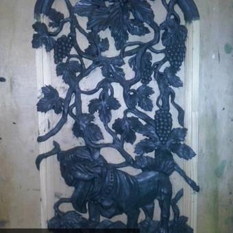 Skulptūra pagal užsakymą / Anastasiia Gaidar / Darbų pavyzdys ID 427317