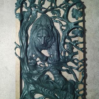 Skulptūra pagal užsakymą / Anastasiia Gaidar / Darbų pavyzdys ID 427321