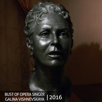 Skulptūra pagal užsakymą / Anastasiia Gaidar / Darbų pavyzdys ID 427341