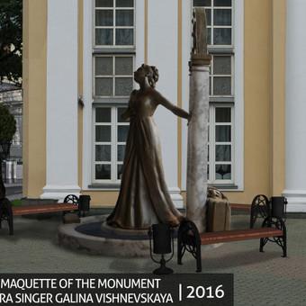 Skulptūra pagal užsakymą / Anastasiia Gaidar / Darbų pavyzdys ID 427343