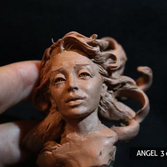 Skulptūra pagal užsakymą / Anastasiia Gaidar / Darbų pavyzdys ID 427361