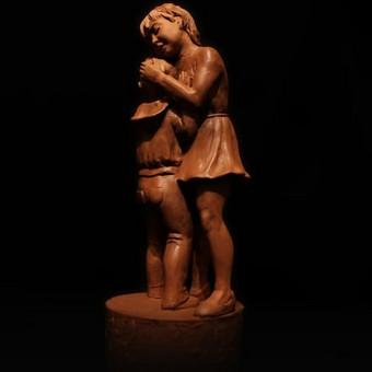 Skulptūra pagal užsakymą / Anastasiia Gaidar / Darbų pavyzdys ID 427369