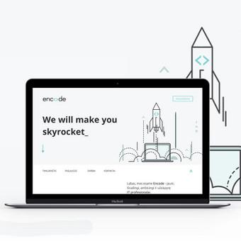 Penktadieniškai gražus web dizainas / Not Monday / Darbų pavyzdys ID 427417