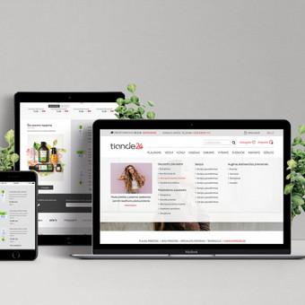 Intuityvus ir autentiškas web dizainas / Not Monday / Darbų pavyzdys ID 427499