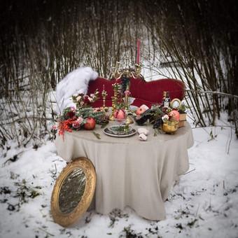 Floristika ir dekoras švenčių dekoravimass / Monika Simanavičiūtė-Karnevič / Darbų pavyzdys ID 427551
