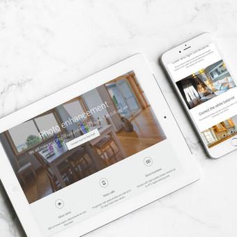 Penktadieniškai gražus web dizainas / Not Monday / Darbų pavyzdys ID 427575