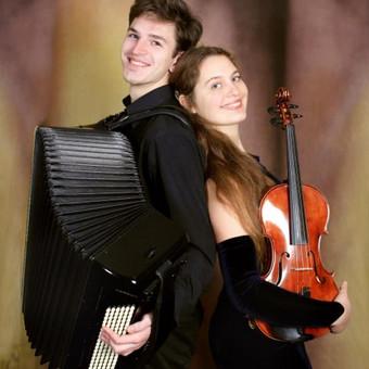 """Muzikinis duetas """"Tutto a Dio"""" / Muzikinis ansamblis """"Tutto a Dio"""" / Darbų pavyzdys ID 427611"""