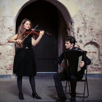 """Muzikinis duetas """"Tutto a Dio"""" / Muzikinis ansamblis """"Tutto a Dio"""" / Darbų pavyzdys ID 427623"""