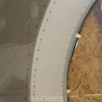 Gipso kartono montavimas Klaipėdoje / Egidijus Razmas / Darbų pavyzdys ID 427785