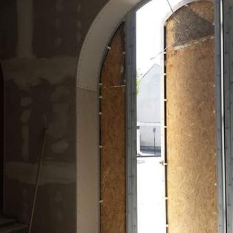 Gipso kartono montavimas Klaipėdoje / Egidijus Razmas / Darbų pavyzdys ID 427791