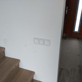 Elektros montavimo darbai. / Marius Ž. / Darbų pavyzdys ID 427889