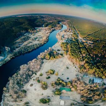 Nuoširdus filmavimas ir fotografavimas su dronu / Tomas Vyšniauskas / Darbų pavyzdys ID 428011