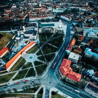 Nuoširdus filmavimas ir fotografavimas su dronu / Tomas Vyšniauskas / Darbų pavyzdys ID 428023