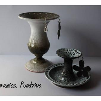 Keramikiniu gamyniu gamyba, glazuruoti gaminiai / Gintaras Dabasinskas / Darbų pavyzdys ID 428765