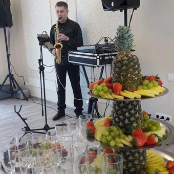 Saksofono muzika + DJ Jūsų šventiniam vakarui... / Saksofono muzika Jūsų šventiniam vakarui... / Darbų pavyzdys ID 428915