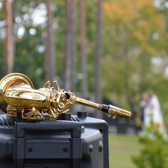 Saksofono muzika + DJ Jūsų šventiniam vakarui... / Saksofono muzika Jūsų šventiniam vakarui... / Darbų pavyzdys ID 428921