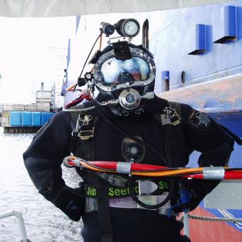 """Povandeniniai techniniai darbai BERG uab / UAB """"BERG"""" / Darbų pavyzdys ID 428939"""
