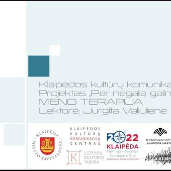 Meno terapija, psichologinis konsultavimas / Jurgita Dainauskaitė-Šileikienė / Darbų pavyzdys ID 428985