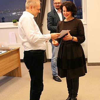 Meno terapija, psichologinis konsultavimas / Jurgita Dainauskaitė-Šileikienė / Darbų pavyzdys ID 428987