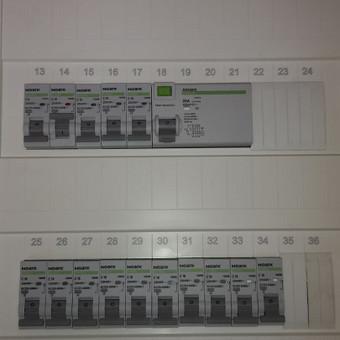 Atestuoto elektriko paslaugos / Laimonas / Darbų pavyzdys ID 429237