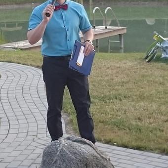 Renginių vedėjas Nerijus Lenkauskas / Nerijus / Darbų pavyzdys ID 65480
