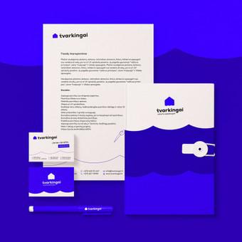 ✎ Logotipas - Firminis stilius - Identitetas - Web dizainas / Konstantinas Vasarevičius / Darbų pavyzdys ID 429873