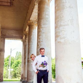 Vestuvių fotografavimas visoje Lietuvoje / Aistė Pranculienė / Darbų pavyzdys ID 65573