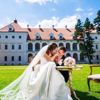 Vestuvių fotografavimas visoje Lietuvoje / Aistė Pranculienė / Darbų pavyzdys ID 65572