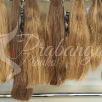 """Ekskliuzyvių plaukų priauginimas ir prisegami plaukai / UAB """"Prabangūs plaukai"""" / Darbų pavyzdys ID 430185"""