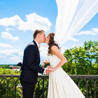 Vestuvių fotografavimas visoje Lietuvoje / Aistė Pranculienė / Darbų pavyzdys ID 65571