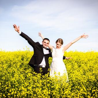 Reda ir Paulius (vestuvių fotografija)