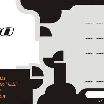 Reklamos kūrimas / gamyba / Fenikso Dirbtuvės / Darbų pavyzdys ID 431077