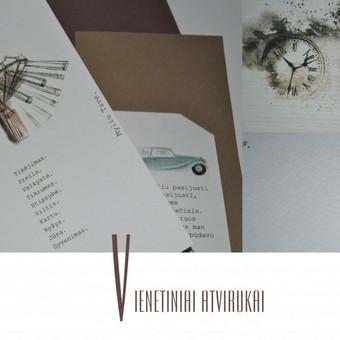Grafikos dizainerė Vilniuje / Gabrielė Venckutė / Darbų pavyzdys ID 65699