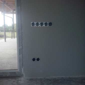 Alytus.Elektros instaliacijos darbai. / Rimas / Darbų pavyzdys ID 432085