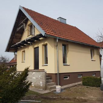 Statybos darbai klaipedoje kretingoje / Vidas Vidauskas / Darbų pavyzdys ID 432119