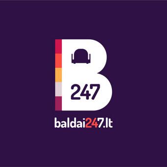 Baldai247 |   Logotipų kūrimas - www.glogo.eu - logo creation.