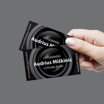 Maketavimas, logotipų kūrimas, spaudos darbai ir kt. / MB Prospauda / Darbų pavyzdys ID 432831