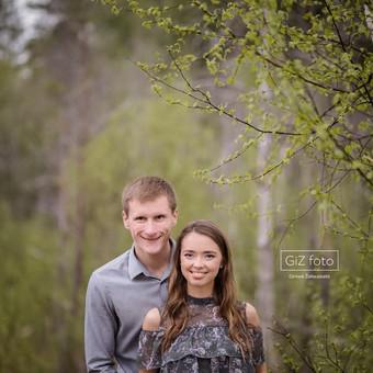 GiZ foto - vestuvių, krikštynų, fotosesijų fotografavimas / Gintarė Žaltauskaitė / Darbų pavyzdys ID 433067