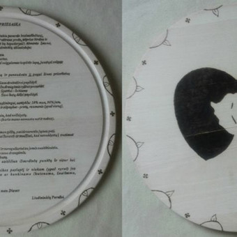 Dirbiniai ant medžio / Rūta Ilgevičienė / Darbų pavyzdys ID 65996