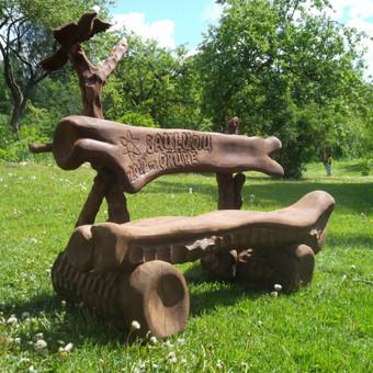 Medžio darbai, stalius / Tomas Bružas / Darbų pavyzdys ID 66398