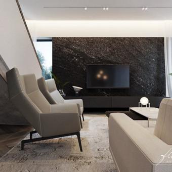 Interjero projektavimas / Flamingo interjero namai / Darbų pavyzdys ID 442809