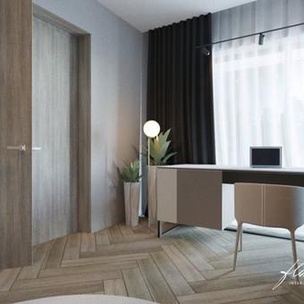 Interjero projektavimas / Flamingo interjero namai / Darbų pavyzdys ID 442813