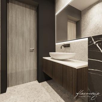 Interjero projektavimas / Flamingo interjero namai / Darbų pavyzdys ID 442817