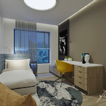 Interjero projektavimas / Flamingo interjero namai / Darbų pavyzdys ID 443477