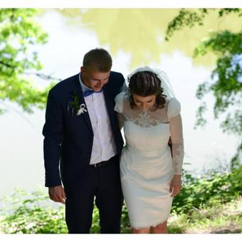 Vestuvinių ir proginių suknelių siuvėja Vilniuje / Oksana Dorofejeva / Darbų pavyzdys ID 66562