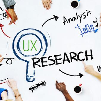 Vartotojo patirties (UX) tyrimai ir dizainas / Tatjana Švec-Kurapkė / Darbų pavyzdys ID 444709