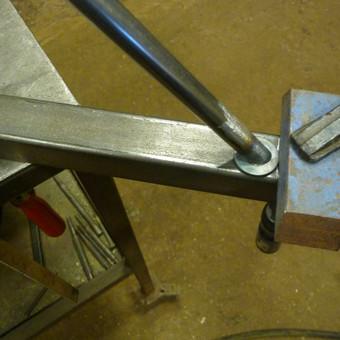 Metalo gaminiai, konstrukcijos, dekoracijos, skulptūros. / Linas / Darbų pavyzdys ID 444939
