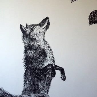 Dailininkė / Karolina Alejūnienė / Darbų pavyzdys ID 445079