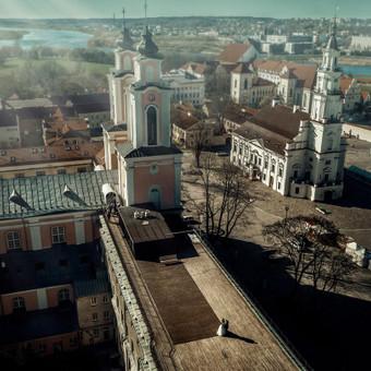 Foto - Video - Media - Grafika. Filmavimas prof. dronais / Oro Vizija / Darbų pavyzdys ID 445203