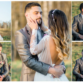 Vestuvių fotografas / Marija Bazarova / Darbų pavyzdys ID 445253